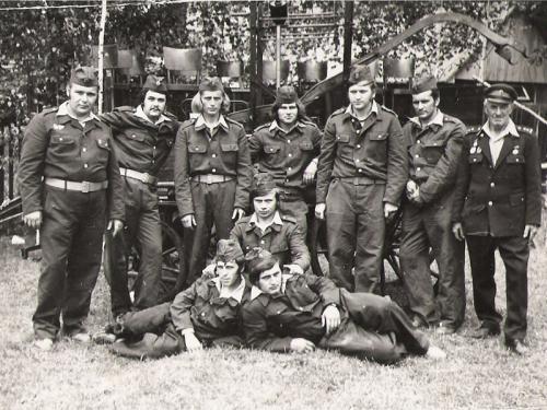 1977 - Bukovka - 1. místo