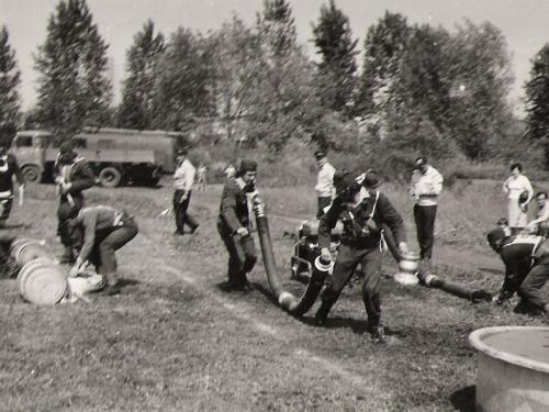1979 - okresní kolo - 2. místo