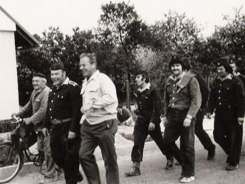 1983 - SDH Sopřeč