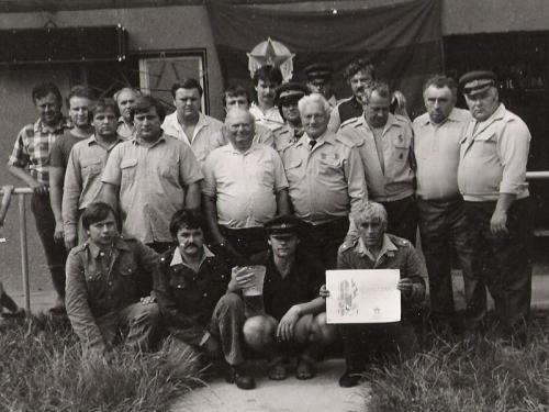 1989 - oslavy 110 let