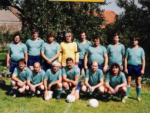 1993 - stará garda