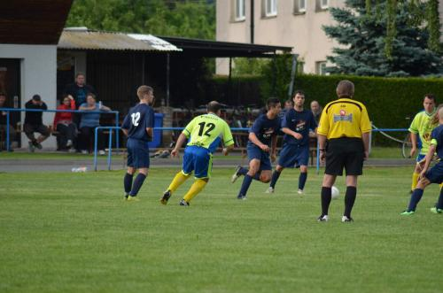 Fotbal Sopřeč vs. Křičeň