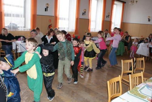 Dětský karneval pro naše nejmenší