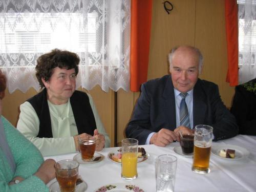 Tradiční setkání důchodců