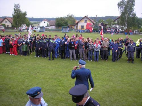 Oslavy 130let hasičů vSopřeči 1