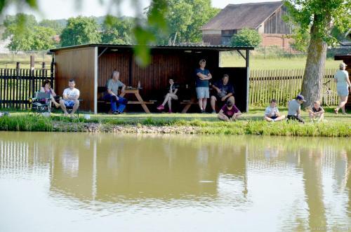 Rybářské závody pro děti a dospělé