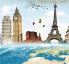 Dětský den - Cesta kolem světa